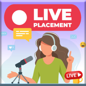 Top Rated Live Placement Amazon Live