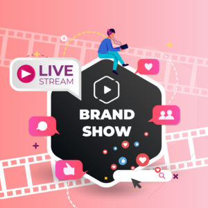 Top Rated Brand Show on Amazon Live Services
