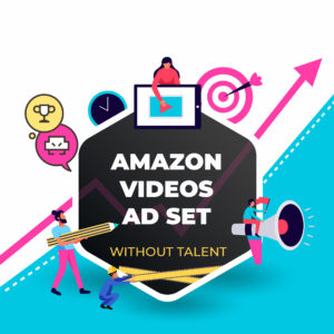 Top Rated Amazon Video Ad Set Without Talent